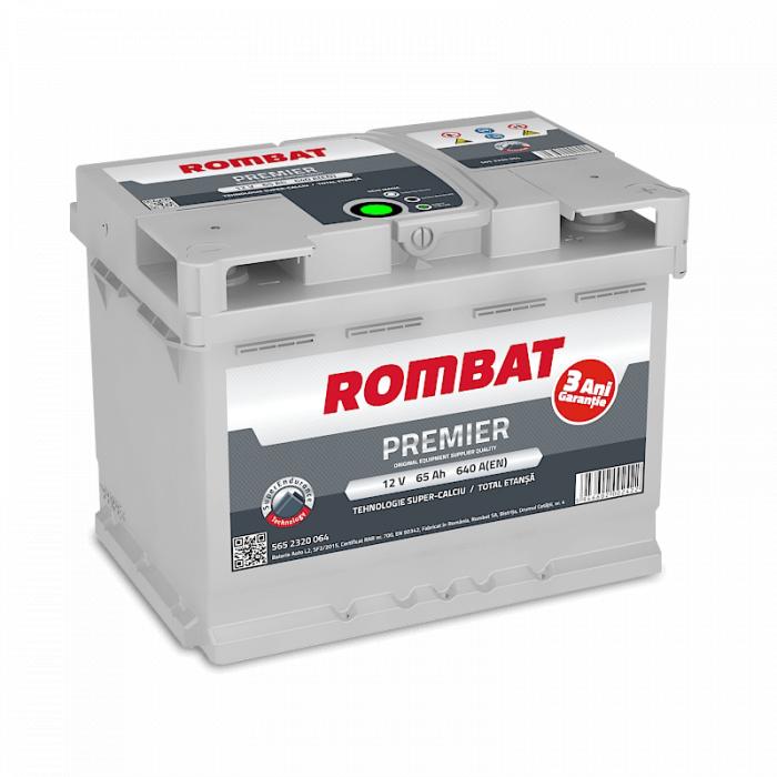 Baterie Auto Rombat Premier 12 V 65 Ah-big