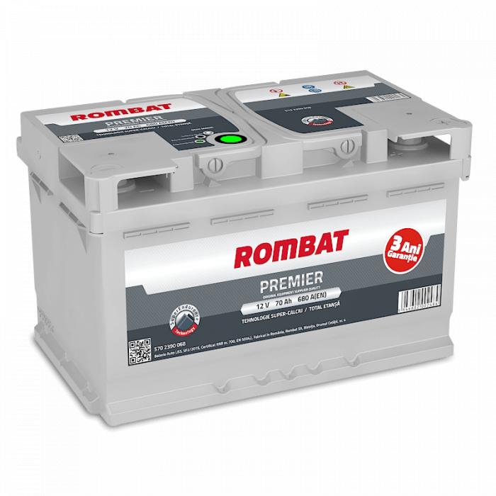 Baterie Auto Rombat Premier 12 V 70 Ah-big
