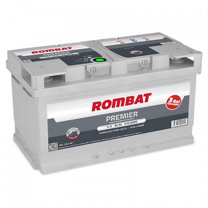 Baterie Auto Rombat Premier 12 V 85 Ah-big