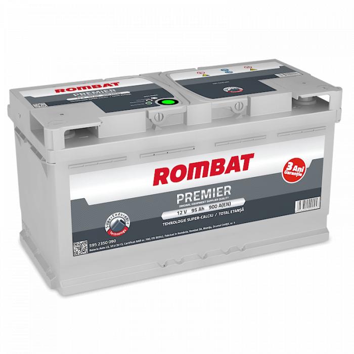 Baterie Auto Rombat Premier 12 V 95 Ah-big