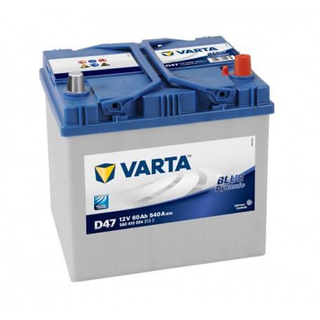 Baterie AUTO VARTA 60 Ah cod D47 - 5604100543132-big