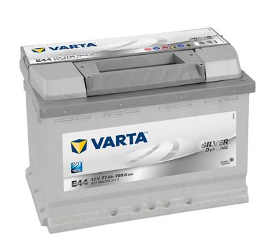 BATERIE AUTO VARTA SILVER 77 Ah cod E44 - 5774000783162-big