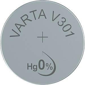 Baterie ceas Varta Silver Oxide V 301 SR43W blister 1 buc-big