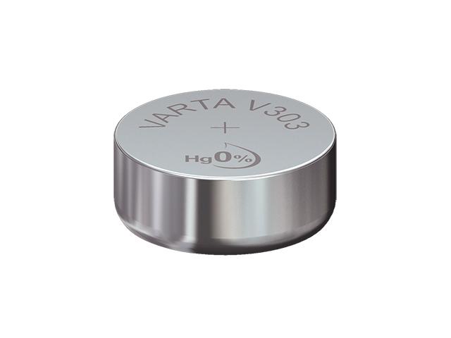 Baterie ceas Varta Silver Oxide V 303 SR44SW blister 1 buc-big