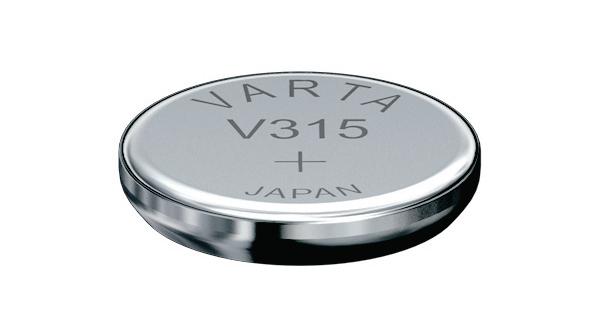 Baterie ceas Varta Silver Oxide V 315 blister 1 buc-big