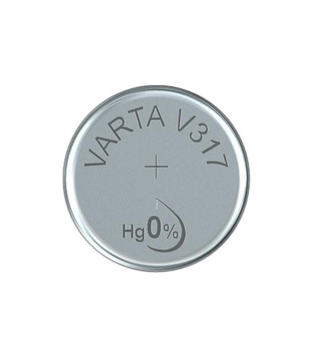 Baterie ceas Varta Silver Oxide V 317 SR516SW blister 1 buc-big