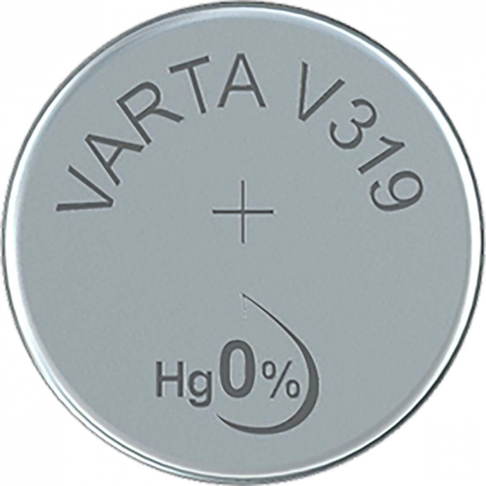Baterie ceas Varta Silver Oxide V 319 SR527SW blister 1 buc-big