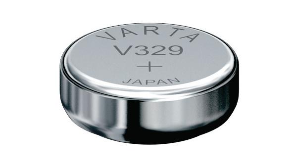 Baterie ceas Varta Silver Oxide V 329 SR731SW blister 1 buc-big