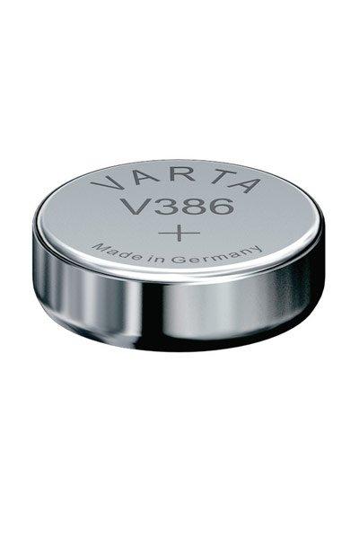 Baterie ceas Varta Silver Oxide V 386 SR43SW blister 1 buc-big