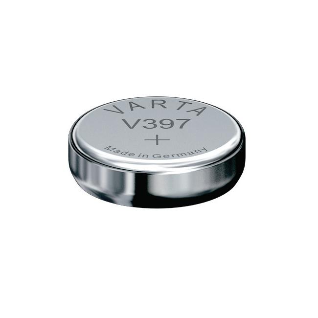 Baterie ceas Varta Silver Oxide V 397 SR927SW blister 1 buc-big