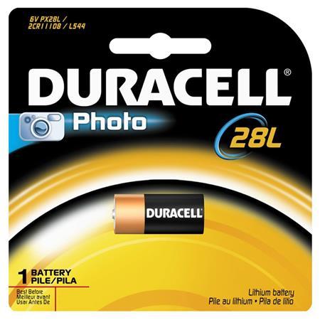 Baterie litiu Duracell 28L 6V blister 1 buc-big