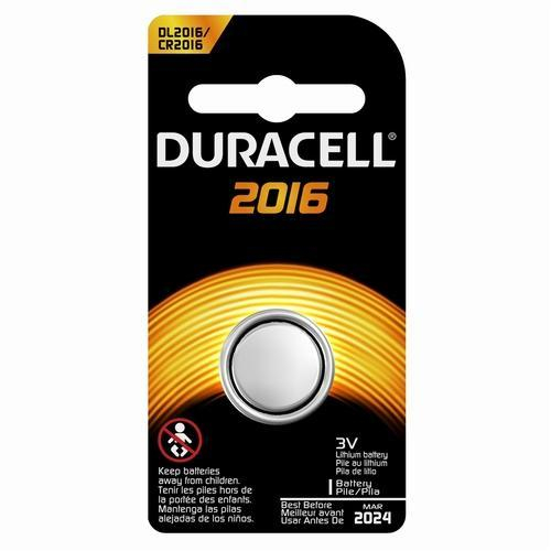 Baterie litiu Duracell DL 2016, 3V, blister 1 buc-big