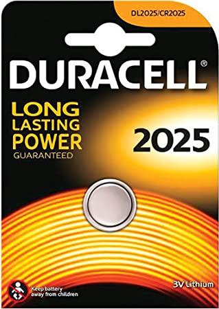 Baterie litiu Duracell DL 2025, 3V, blister 1 buc-big