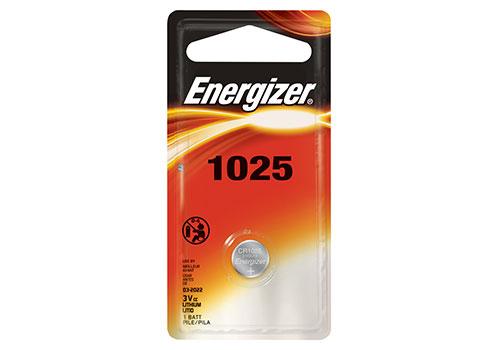Baterie litiu Energizer CR 1025 blister 1 buc-big