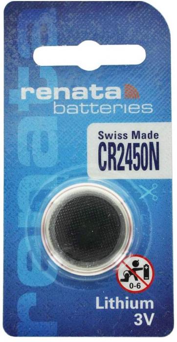 Baterie Litiu RENATA CR2450 N BL1-big