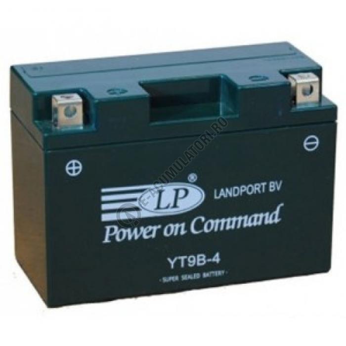 Baterie MOTO LANDPORT AGM 12 V 8 Ah borne inverse YT9B-BS-big