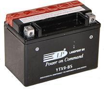Baterie MOTO LANDPORT AGM 12V 8 Ah YTX9-BS borne inverse-big