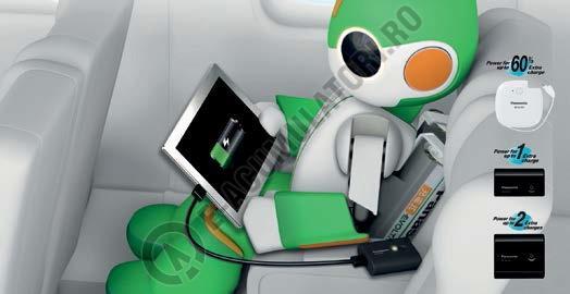 Baterie portabila Li-Ion Mobile booster Panasonic QE-QL201-big