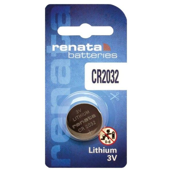 Baterie RENATA Lithium CR 2032 BL1-big