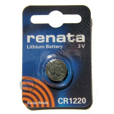 Baterie RENATA Lithium CR1220 BL1-big