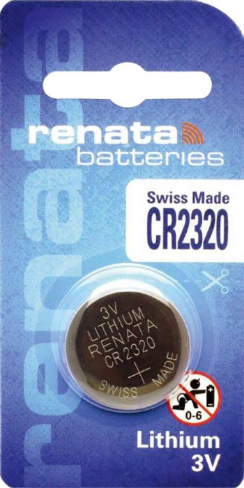 Baterie RENATA Lithium CR2320 BL1-big