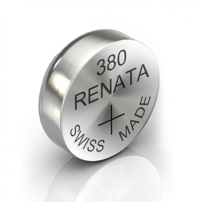 Baterie RENATA Watch 380 BL1-big