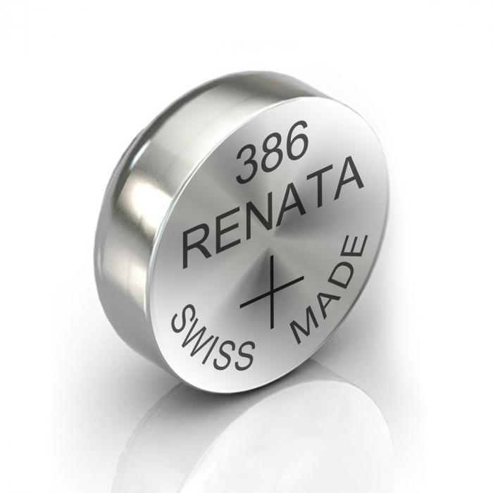 Baterie RENATA Watch 386 BL1-big