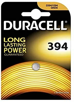 Baterie silver Duracell D 394, blister 1 buc-big