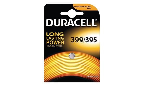 Baterie silver Duracell D 399 / 395, blister 1 buc-big