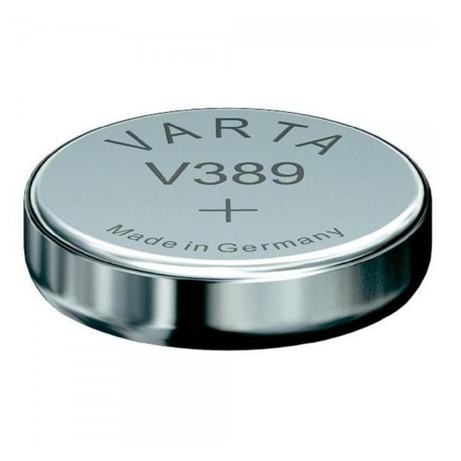 Baterie ceas Varta Silver Oxide V 389 SR1130SW blister 1 buc-big