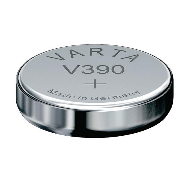 Baterie ceas Varta Silver Oxide V 390 SR1130SW blister 1 buc-big