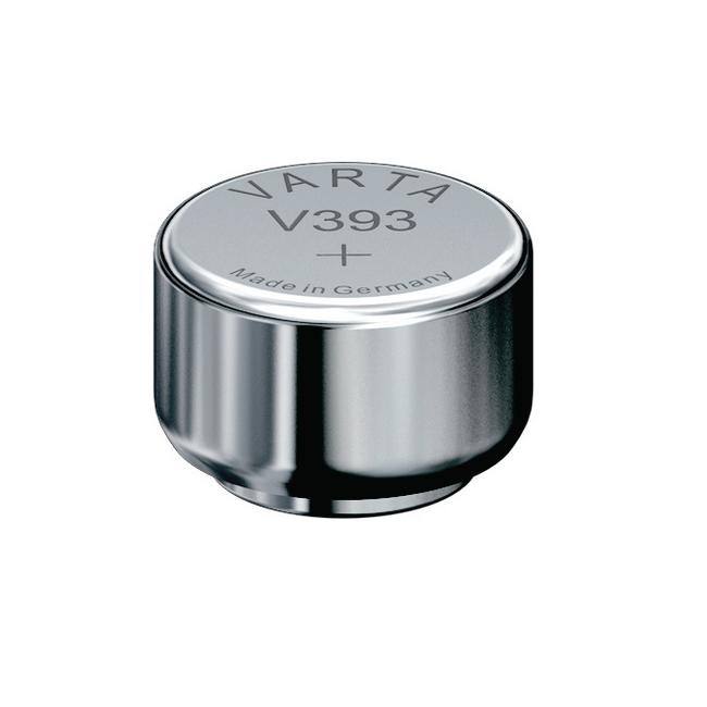 Baterie ceas Varta Silver Oxide V 393 SR754W blister 1 buc-big