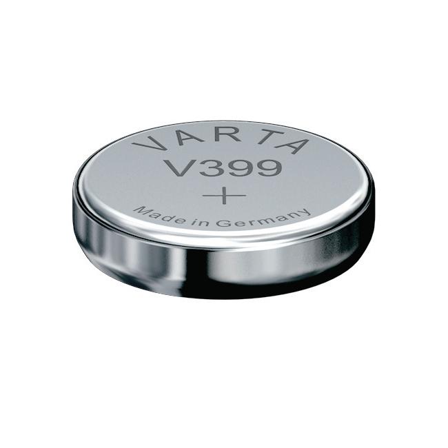 Baterie ceas Varta Silver Oxide V 399 SR927W blister 1 buc-big