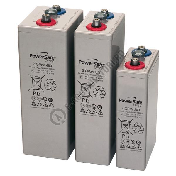Baterie solara Enersys PowerSafe 6 OPzV 300-big