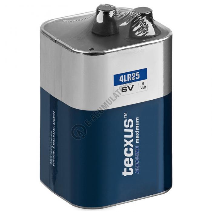 Baterie Tecxus 4LR25 alkaline 6V-big