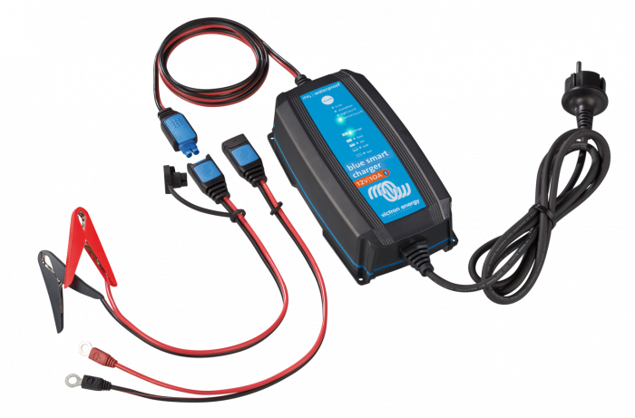 Victron Energy Blue Smart IP65 Charger 12/10(1) 230V CEE 7/16 Retail-big