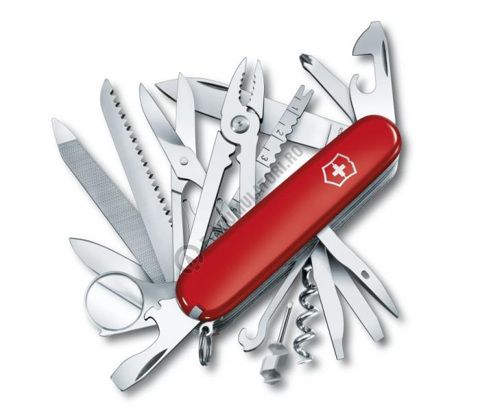Briceag Multifunctional SWISS CHAMP Victorinox - 1.6795-big