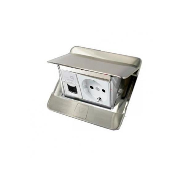 Caseta tip pop-up 3 module Bronze Legrand 054015-big