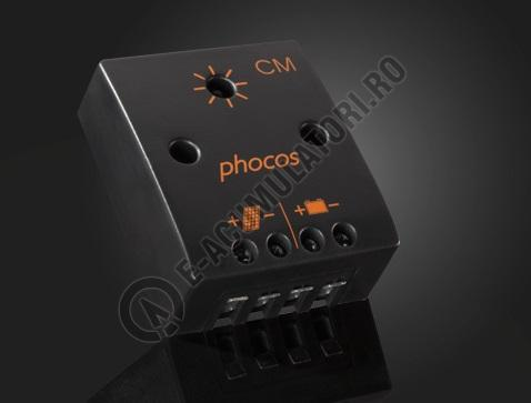 Controlor incarcare solara Phocos 12V, 10A, ROHS cod CM10-2.1-big