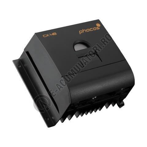 Controlor incarcare solara Phocos CX 24/48V 40/40A, ROHS cod CX40-48V-1.1-big