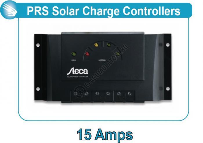 Controlor incarcare solara 12/24V SAMLEX STECA cod PR 1515-big
