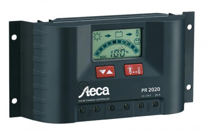 Controlor incarcare solara 12/24V SAMLEX STECA cod PR 2020-big