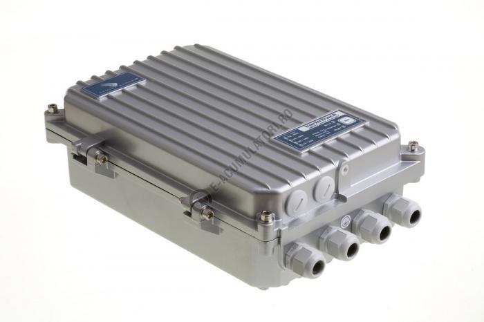 Regulator incarcare solara SAMLEX Variotrack  MPPT VT 65 STUDER-big