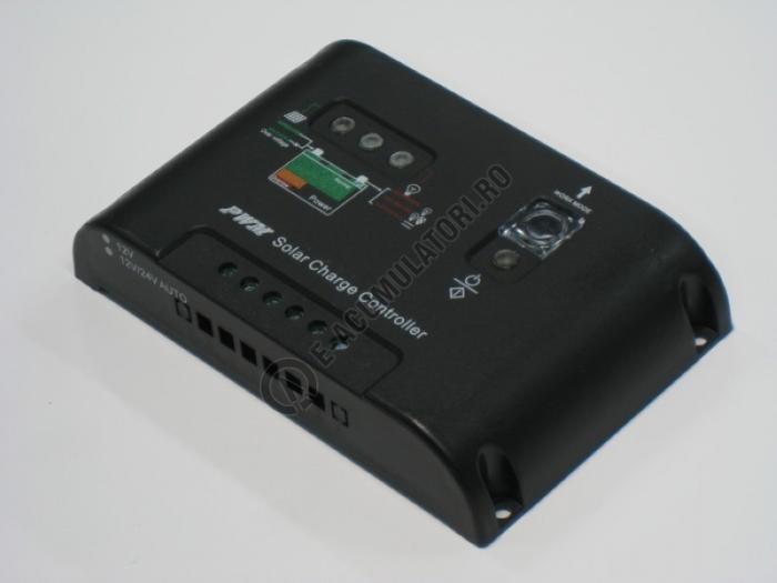 Controlor incarcare solar 20A 12-24V KT1220-big