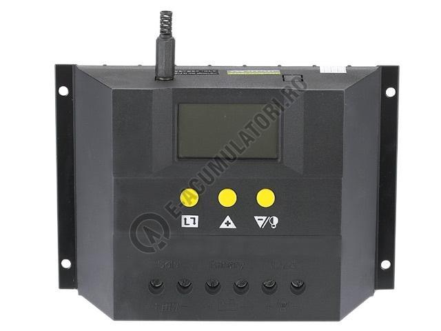 Controlor incarcare solara 60A 48V KT6048-big