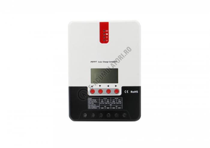 Controller solar Powersave MPPT 20A 12/24V LCD display SR-ML2420-big