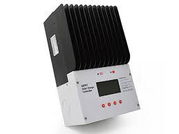 Controller solar Powersave MPPT 60A 12/24/36/48V LCD display SR-MT4860-big