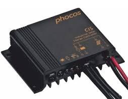 Controlor incarcare solara  Phocos CIS 12/24V 20/20/20 A, IP68, timer, dual load, cod CIS20-1.1-2L-big