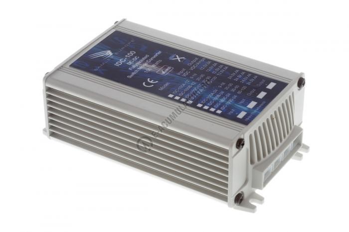 Convertor Samlex Switch Mode DC-DC izolat IDC-100A-12-big