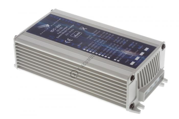 Convertor Samlex Switch Mode DC-DC izolat IDC-200A-24-big